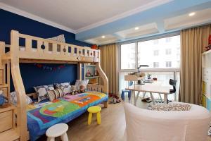 复式儿童房家具