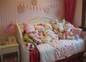 儿童房设计与装修榻榻米女