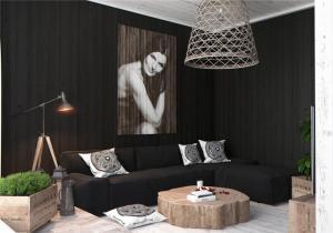 小户型家居现代客厅设计
