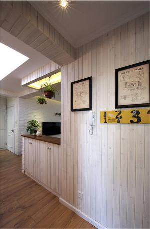 小户型旧房改造玄关设计