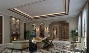 好看的长方形客厅家具