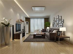 公寓小户型客厅沙发