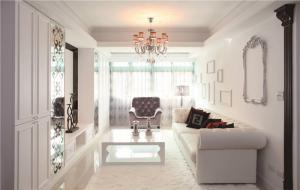 长方形客厅家具搭配