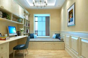 白木纹组合书柜