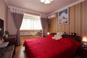 现代别墅卧室装修