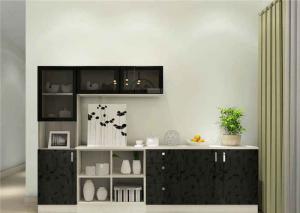 创意饭厅装饰柜