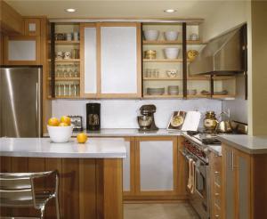 创意厨房装饰柜