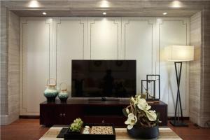 两居室小户型电视背景墙