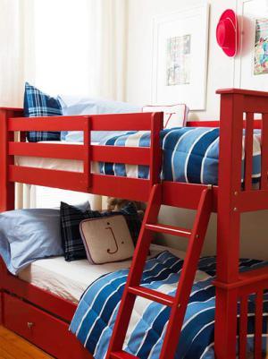 青少年儿童家具上下床