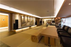 中式客厅背景墙会议厅