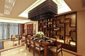 新中式酒柜创意设计