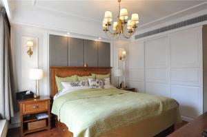 新款小户型卧室装修