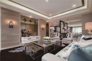 现代客厅家具搭配