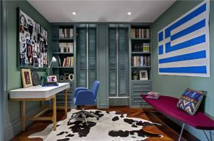 好看的最新儿童房书柜