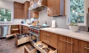 家装厨房装饰柜