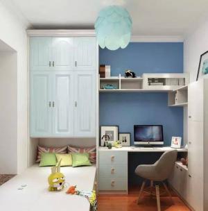 现代简约10平米儿童房设计