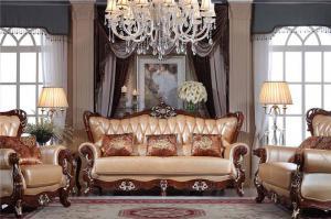 欧式沙发家具定制