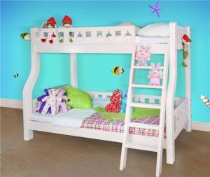 订制儿童房设计上下床