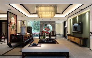 中式搭配新古典风格