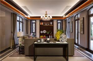 别墅新中式风格
