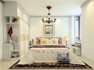 现代家庭卧室装修