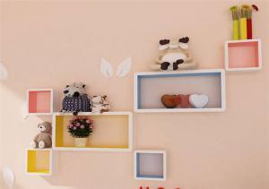 墙体装饰柜设计