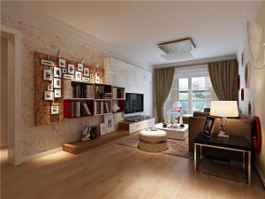 公寓田园电视柜