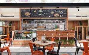 餐厅吧台定制