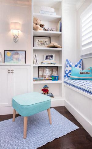 创意儿童房飘窗设计