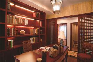 好看的最新中式书房装修效