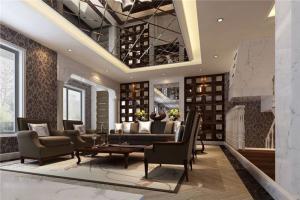 家装客厅布艺沙发