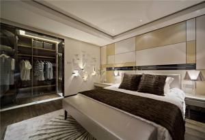 卧室布置搭配