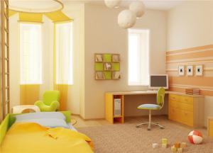 6平儿童房设计与装修