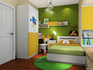 多功能房组合儿童房