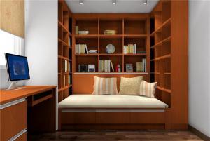 书柜组合家居榻榻米