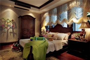 家居十平米小卧室装修图