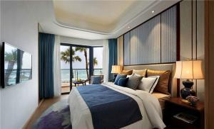 带飘窗的卧室装修设计