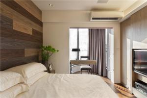 温馨小卧室装修案例