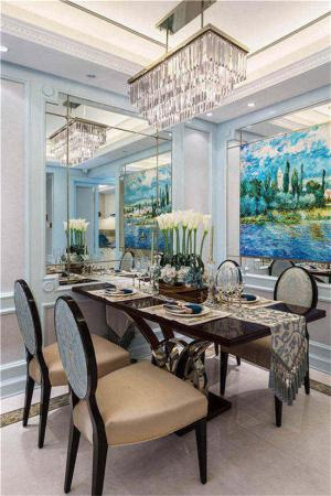 小美式风格餐桌