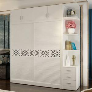 欧式定制衣柜设计