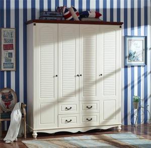 欧式家具衣柜设计