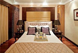 别墅卧室装修装饰