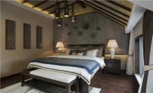 现代小卧室装修