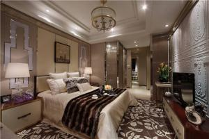 时尚家庭卧室装修