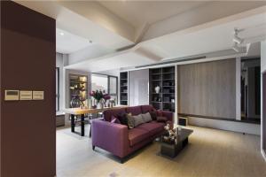客厅家装酒柜设计