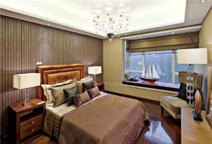 现代卧室装修设计