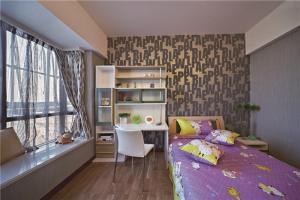 现代次卧室装修
