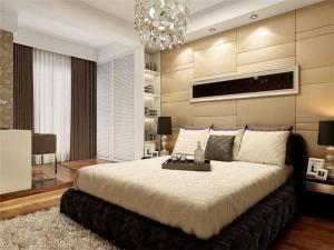 卧室装饰柜组合