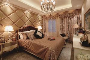 86平的卧室床