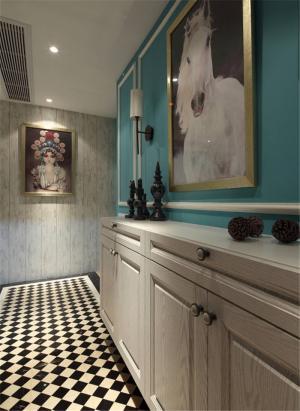 时尚饭厅装饰柜